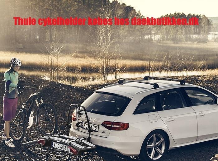 Fabriksnye Thule Cykelholder - billigst hos dækbutikken.dk YD-39