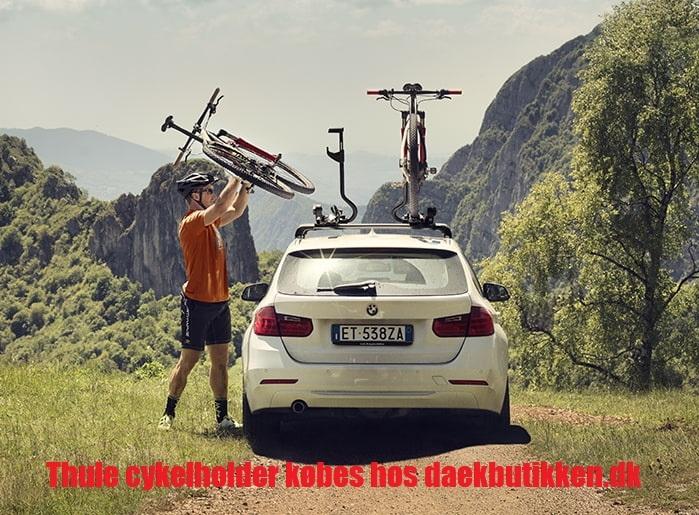 Sidste nye Thule Cykelholder - billigst hos dækbutikken.dk ZY-02