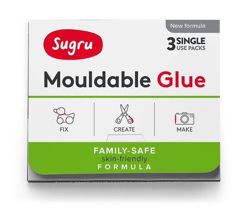 Nyhed Sugru family safe for børn