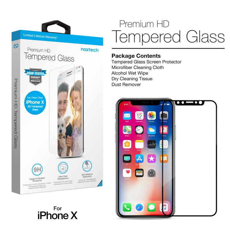 Nyhed Glass skærmbeskyttelse til iPhone - billigst hos dækbutikken.dk
