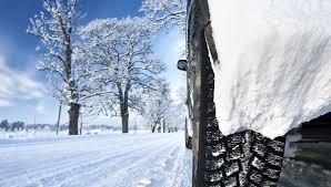 Dæktrykket er vigtigt på dine vinterdæk