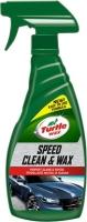 TURTLE WAX SPEED CLEAN/WAX 500 ML