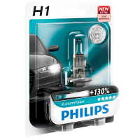 Philips H1 X-TREMEVISION 12V 55W P14,5S 1 STK