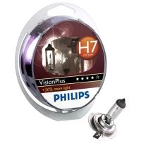 PHILIPS H7 VISIONPLUS +60% 2PAK