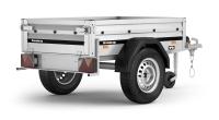 Brenderup Trailer 1150 Solid mindre trailer med tiltfunktion