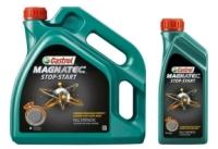 "Castrol Magnatec 5W-20 E ""Stop-Start"" 4 liter"