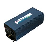 Titan 2500W Inverter - Modificeret Sinus