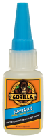 Gorilla Super Glue 15g, sekundlim med høj styrke