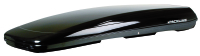 Packline FX-S 460L Højglans Sort metalforstærket Glasfiber