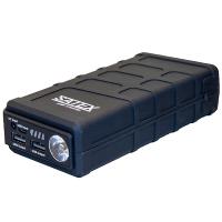 Minijumpstarter,T211,LITHIUM300-600A,12/5V USB/LED lygte