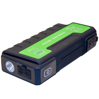 Minijumpstarter,T300,LITHIUM,300-600A,5V USB/LED lygte