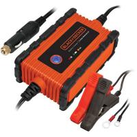 Black&Decker batterilader/Vedligeholder,12V, 2A,Black & Deck