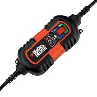 Black&Decker batteri-lader/vedligeholder, 6 V., og 12 V., m/