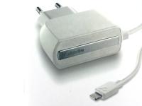 Cellularline 220V Lader, Lightning 2A til iPhone 5-6-7-8-X S