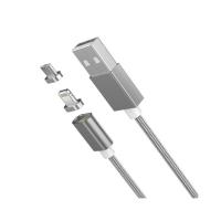 SOUNDLIVING SMARTCHARGE LADEKABEL  iOS-Lightning og MicroUSB