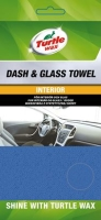 Turtle Dash & Glass Towel
