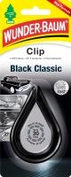 "Wunderbaum Duft Clip ""BlackClassic"""