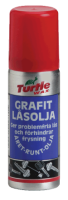 Turtle Låseolie m/Grafit 50 ml