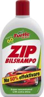 Turtle Zip Bilshampoo 1 liter