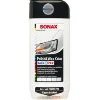 Sonax NanoTec voks m/Hvid farve 500ml