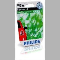 Philips Eco Vision Longlife - W5W