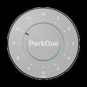 Park One 2 Space Grey  TILBUD!!!