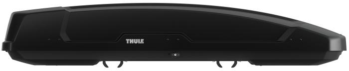 thule force xt alpine skiboks 420l black aeroskin 6355. Black Bedroom Furniture Sets. Home Design Ideas